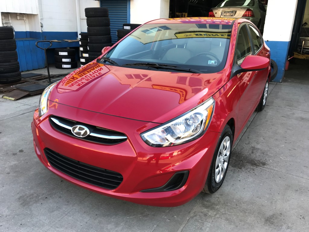 Used Car for sale - 2017 Accent SE Hyundai  in Staten Island, NY