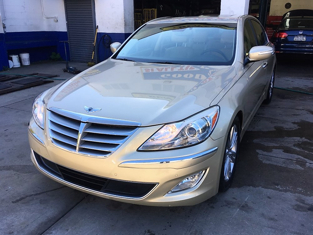 Used Car - 2012 Hyundai Genesis for Sale in Staten Island, NY