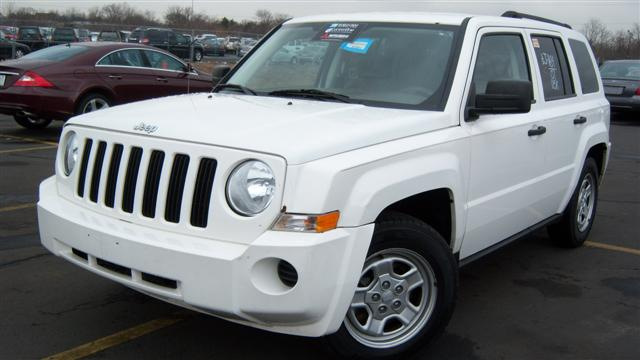Used   Jeep Patriot Sport Sport Utility For Sale In Staten Island NY