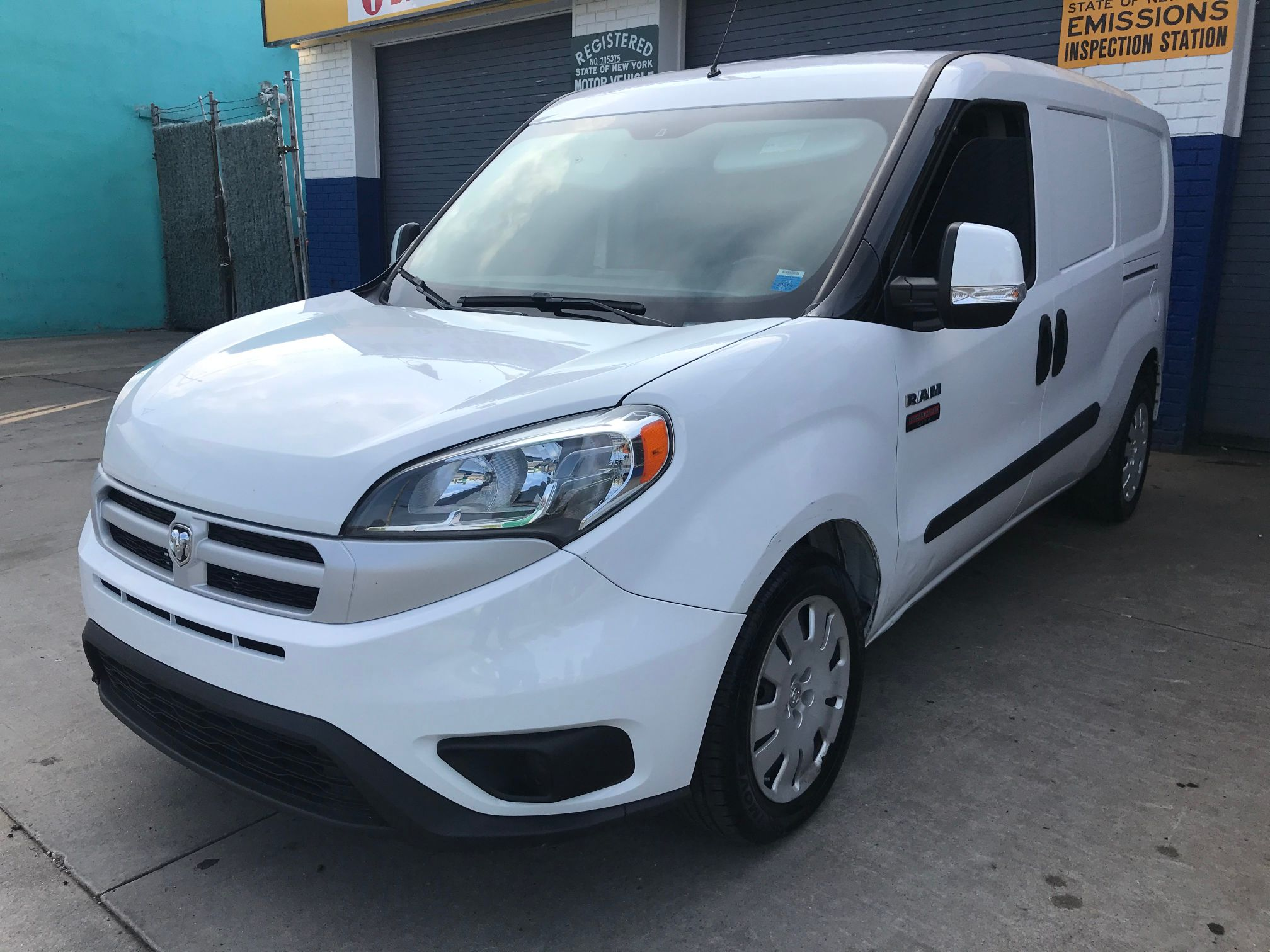 Used Car - 2015 RAM ProMaster City Tradesman SLT for Sale in Staten Island, NY