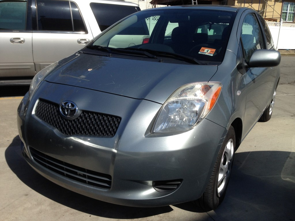 Used Car - 2008 Toyota Yaris for Sale in Brooklyn, NY