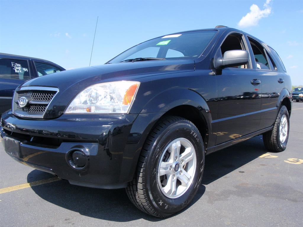used 2004 kia sorento lx sport utility 4wd 6. Black Bedroom Furniture Sets. Home Design Ideas