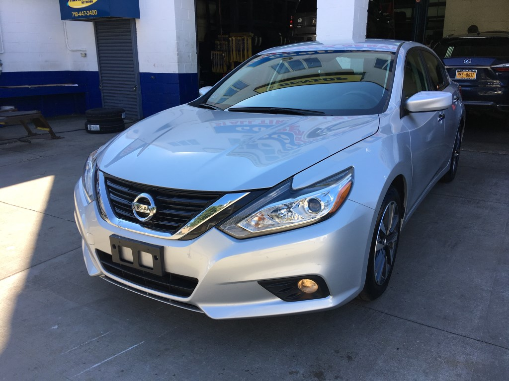 Used Car - 2017 Nissan Altima SV for Sale in Staten Island, NY