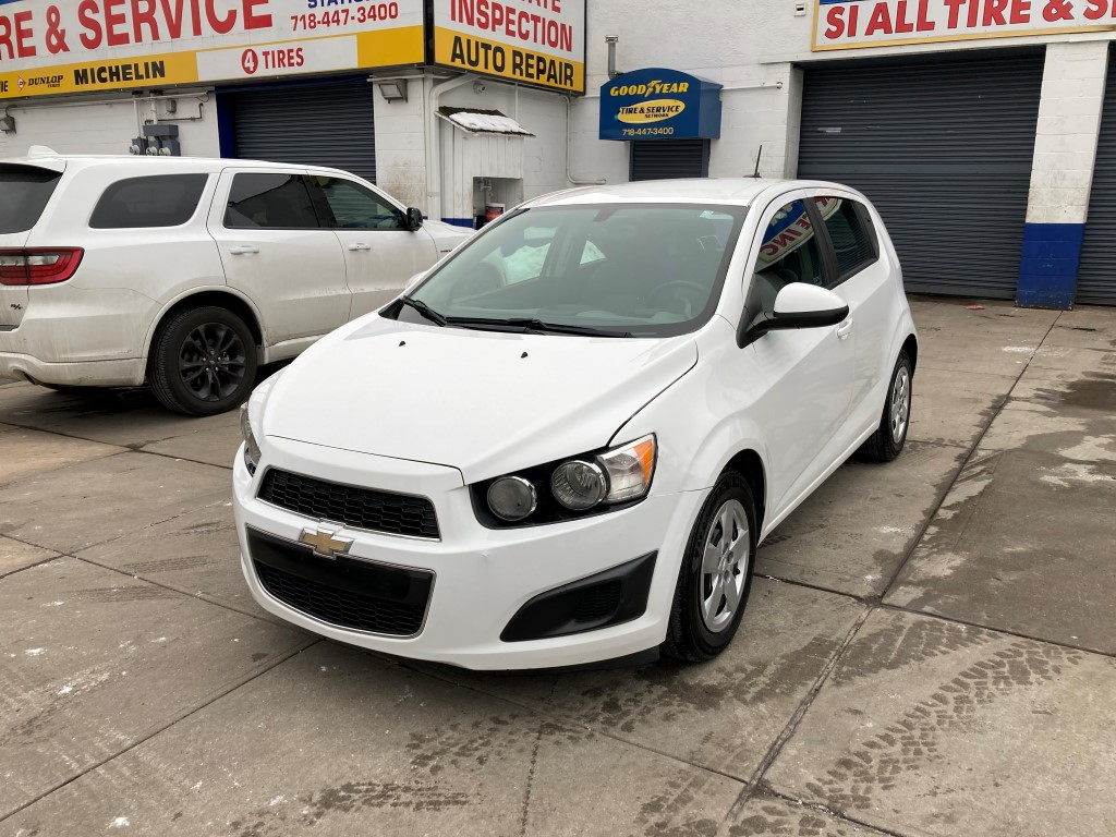 Used Car - 2015 Chevrolet Sonic LS for Sale in Staten Island, NY