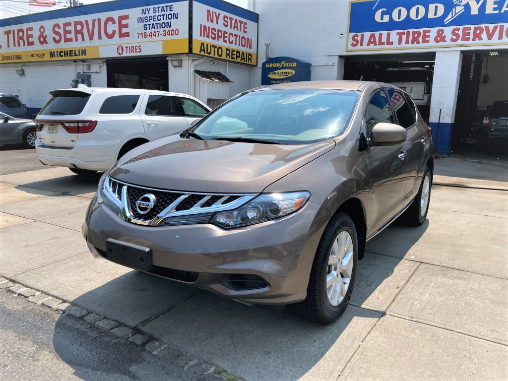 Used Car - 2012 Nissan Murano S AWD for Sale in Brooklyn, NY