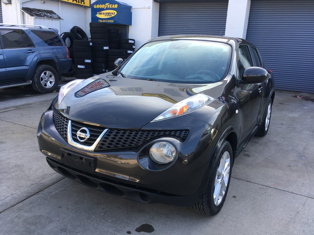Used Car - 2013 Nissan Juke S for Sale in Staten Island, NY