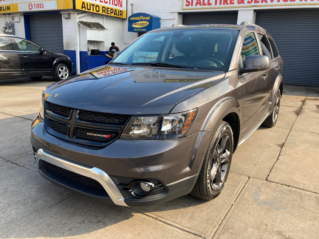 Used Car for sale - 2020Journey CrossroadDodge in Staten Island, NY
