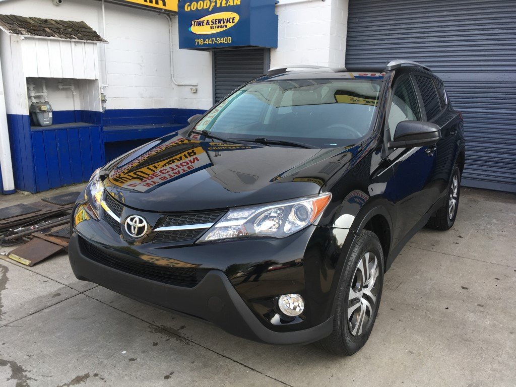 Used Car - 2014 Toyota RAV4 LE AWD for Sale in Staten Island, NY