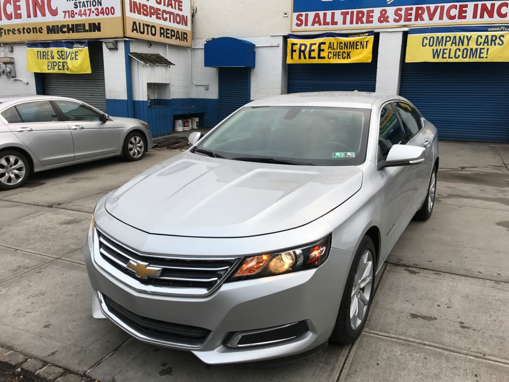 Used Car - 2016 Chevrolet Impala LT for Sale in Staten Island, NY
