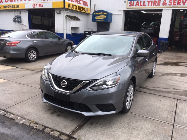 Used Car - 2018 Nissan Sentra SV for Sale in Brooklyn, NY