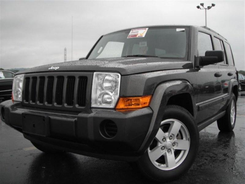 offers used car for sale 2006 jeep commander 4wd sport utility 8. Black Bedroom Furniture Sets. Home Design Ideas