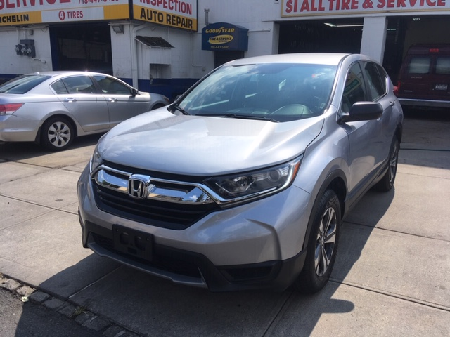 Used Car - 2017 Honda CR-V LX AWD for Sale in Staten Island, NY