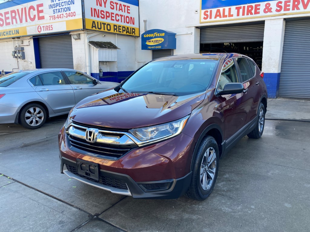 Used Car - 2018 Honda CR-V LX AWD for Sale in Staten Island, NY