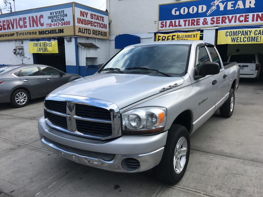 Used Car - 2006 Dodge Ram 1500 for Sale in Staten Island, NY
