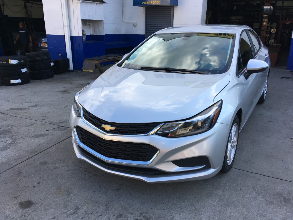 Used Car for sale - 2017 Cruze LT Chevrolet  in Staten Island, NY