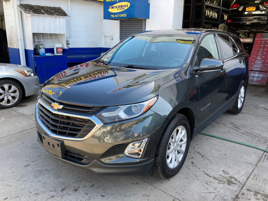 Used Car - 2018 Chevrolet Equinox LT for Sale in Staten Island, NY