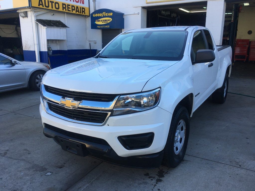 Used Car - 2015 Chevrolet Colorado for Sale in Staten Island, NY