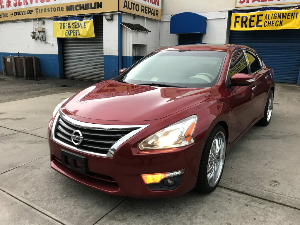 Used Car - 2013 Nissan Altima SL for Sale in Staten Island, NY