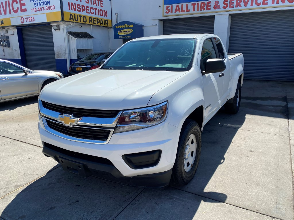 Used Car - 2015 Chevrolet Colorado Extended Cab for Sale in Staten Island, NY