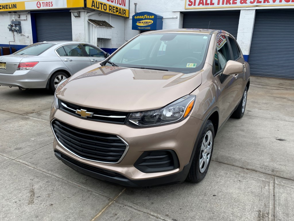 Used Car for sale - 2018 Trax LS Chevrolet  in Staten Island, NY