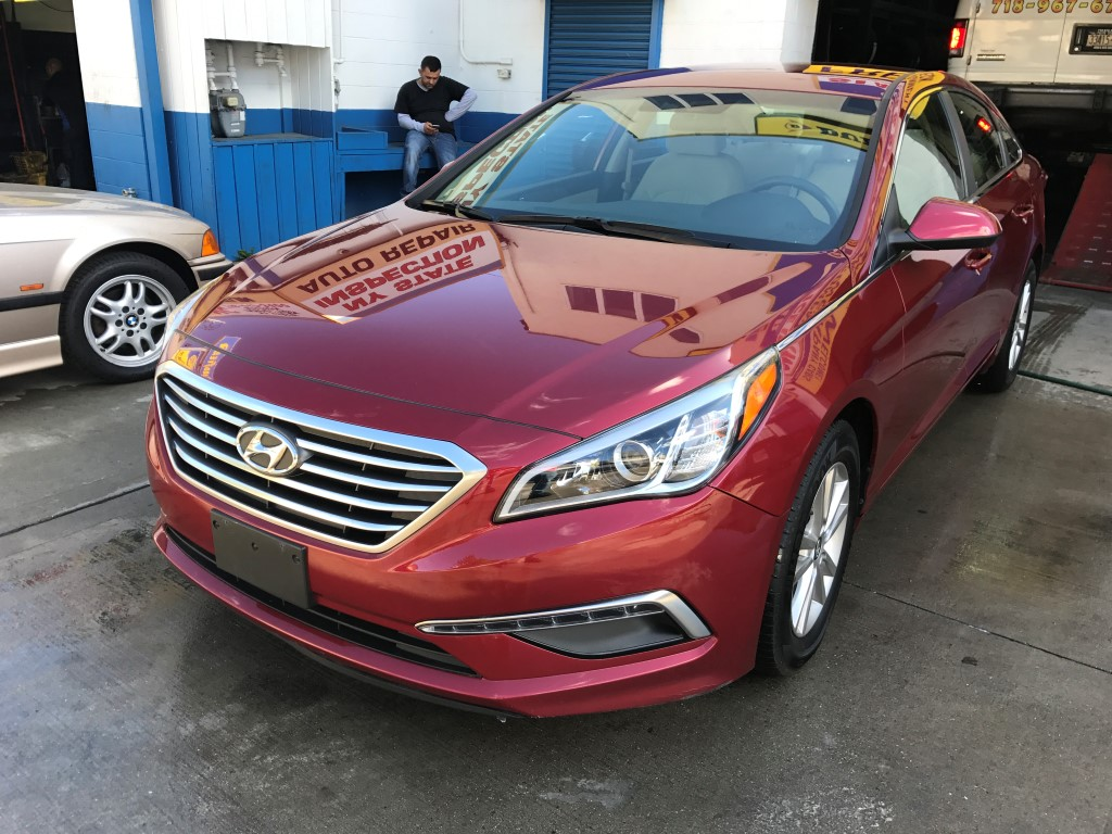 Used Car - 2015 Hyundai Sonata SE for Sale in Staten Island, NY