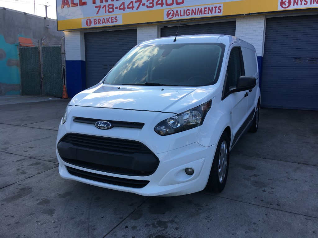Used Car - 2015 Ford Transit Connect XLT for Sale in Staten Island, NY