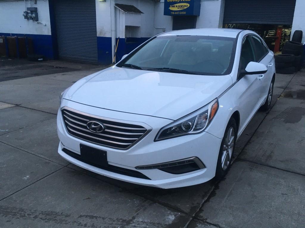 Used Car - 2015 Hyundai Sonata SE for Sale in Staten Island, NY