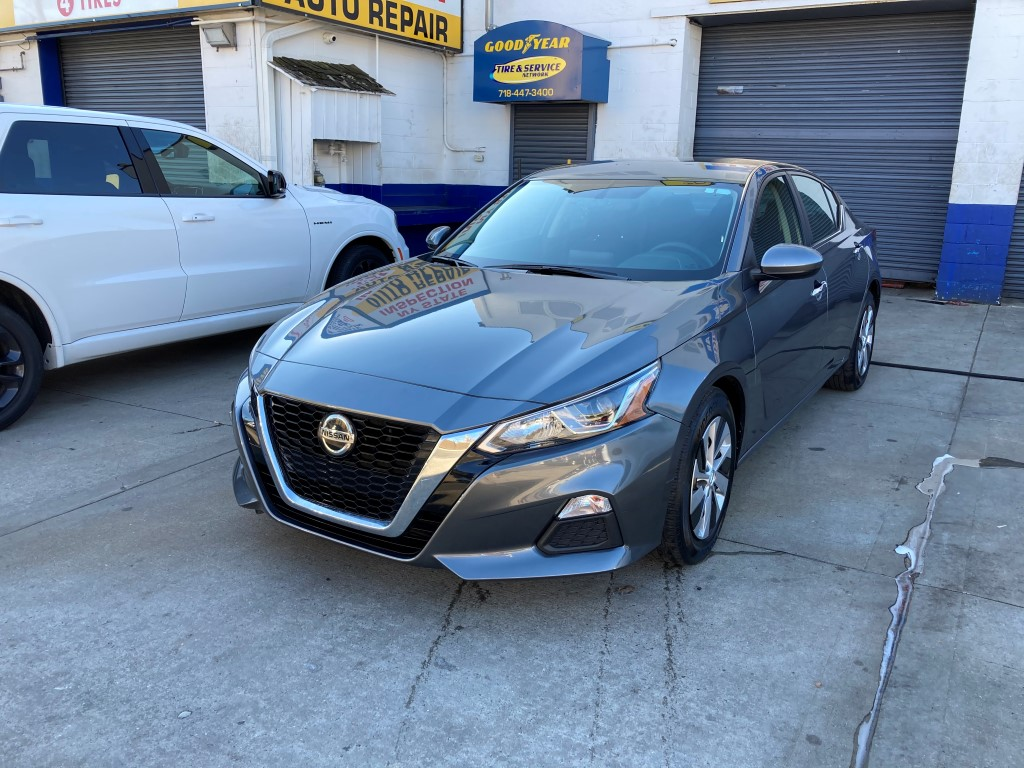 Used Car - 2020 Nissan Altima 2.5 S for Sale in Staten Island, NY