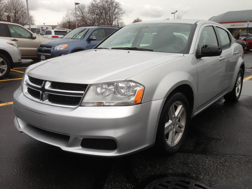 Used Car - 2012 Dodge Avenger for Sale in Staten Island, NY