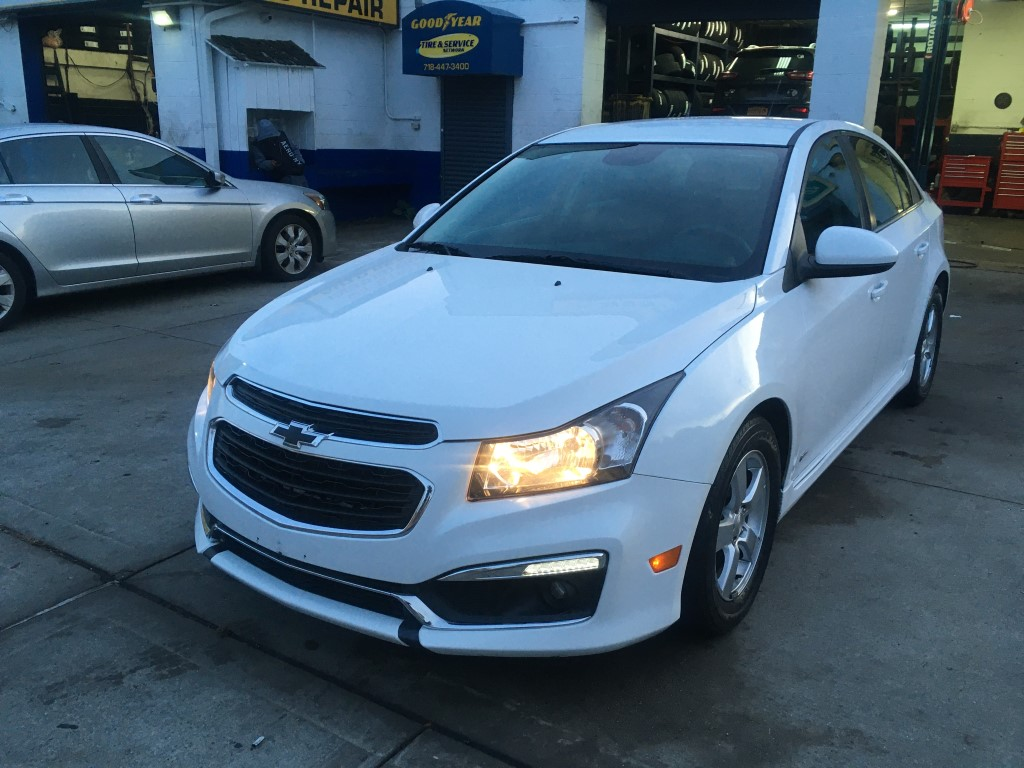 Used Car - 2015 Chevrolet Cruze LT for Sale in Staten Island, NY