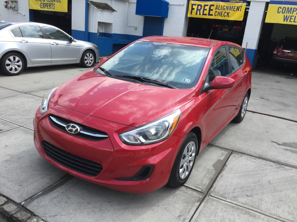 Used Car for sale - 2015 Accent GS Hyundai  in Staten Island, NY