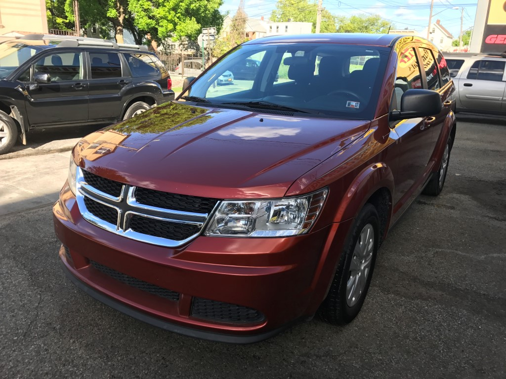 Used Car - 2014 Dodge Journey SE for Sale in Staten Island, NY