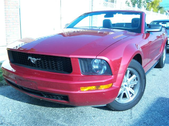 offers used car for sale 2006 ford mustang convertible 7 in. Black Bedroom Furniture Sets. Home Design Ideas