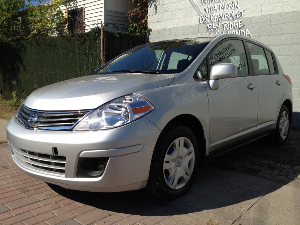 Used Car - 2012 Nissan Versa for Sale in Staten Island, NY