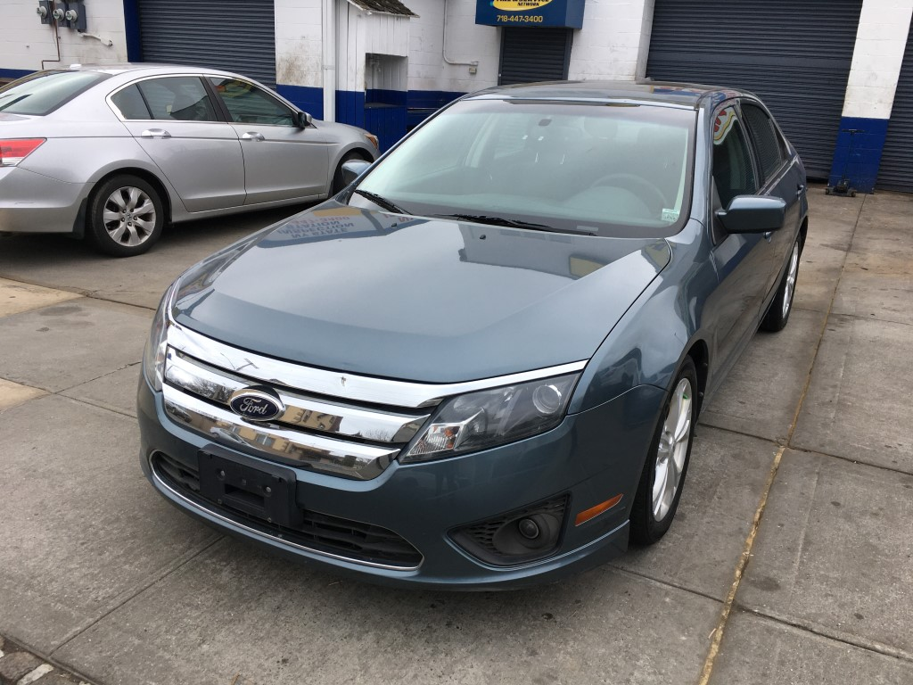 Used Car - 2012 Ford Fusion SE for Sale in Staten Island, NY