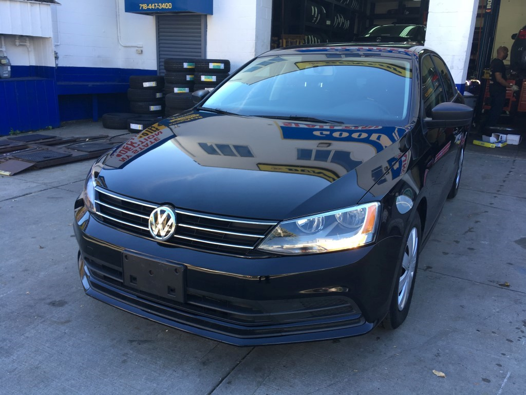 Used Car - 2016 Volkswagen Jetta S for Sale in Staten Island, NY