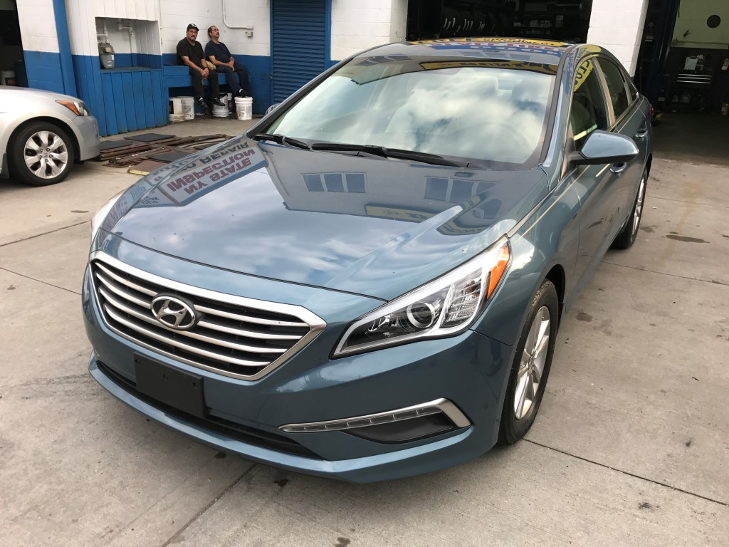 Used Car for sale - 2015 Sonata SE Hyundai  in Staten Island, NY