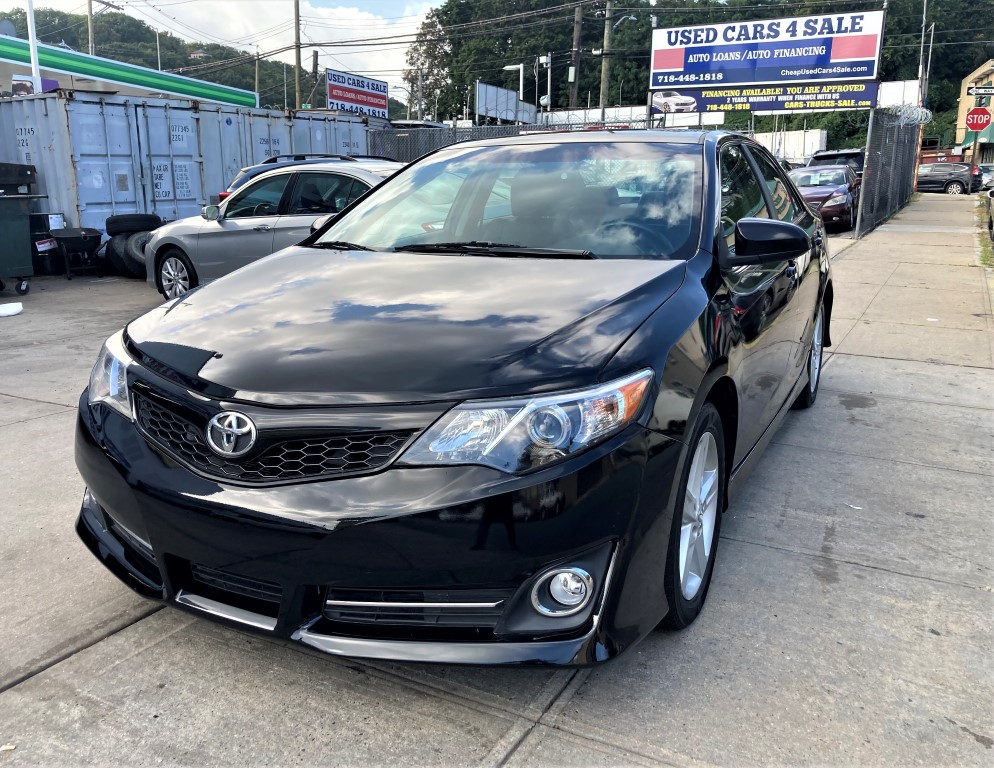 Used Car - 2013 Toyota Camry SE for Sale in Staten Island, NY