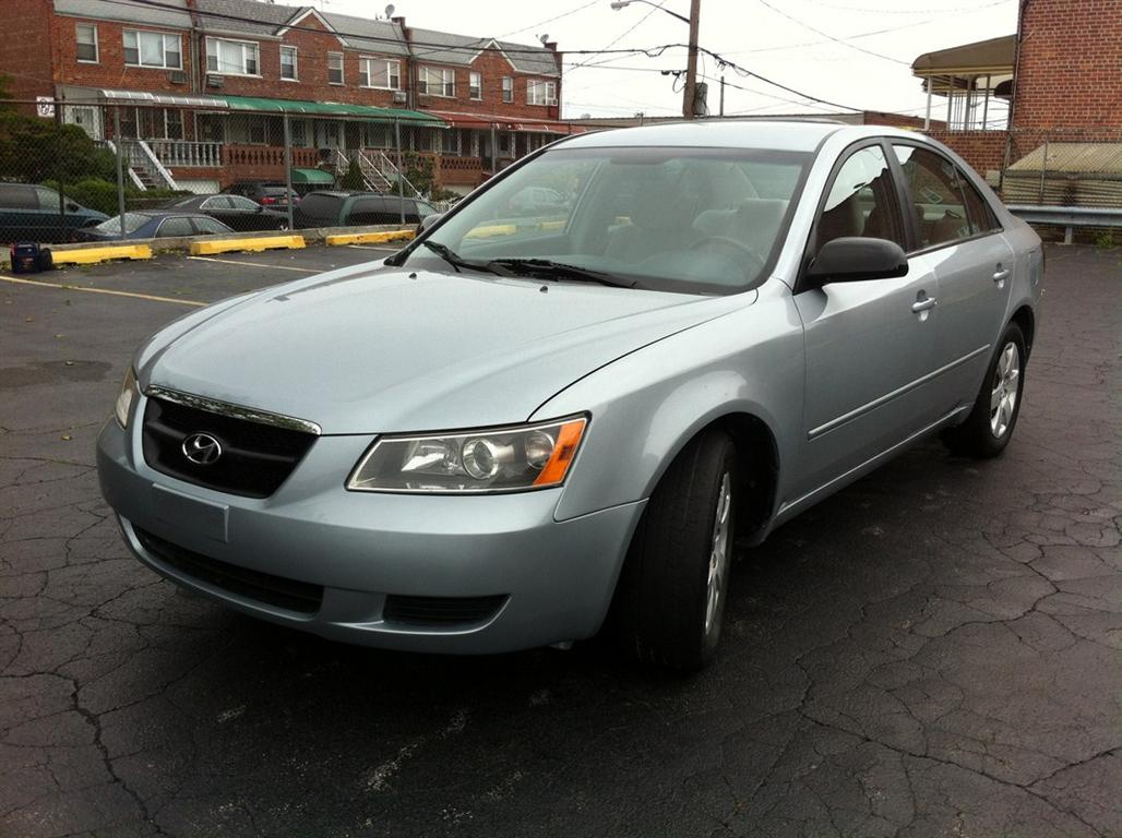 2007 Sonata Hyundai Car for sale in Brooklyn, NY