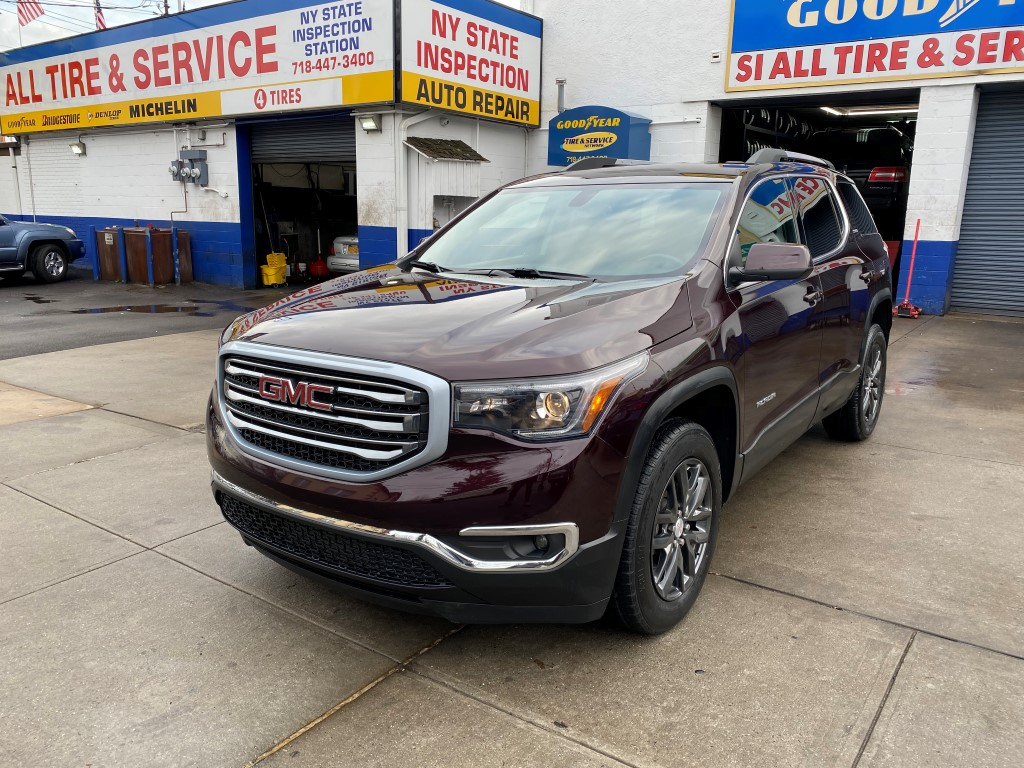 Used Car - 2018 GMC Acadia SLT for Sale in Staten Island, NY