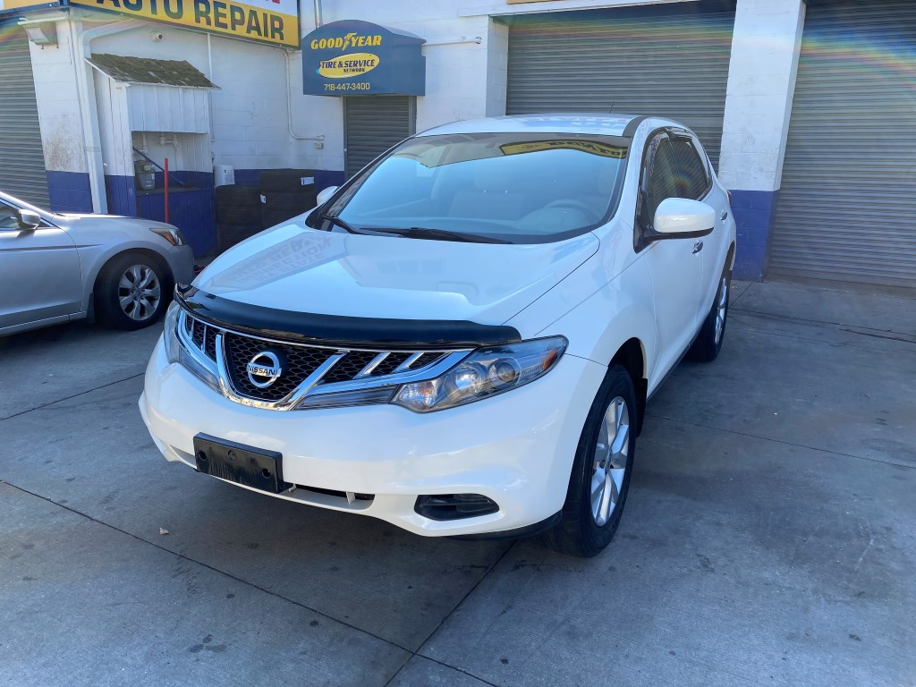 Used Car - 2012 Nissan Murano S AWD for Sale in Staten Island, NY