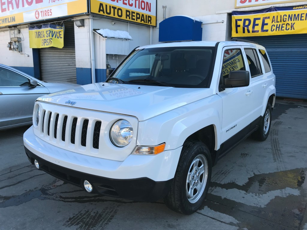 Used Car - 2015 Jeep Patriot for Sale in Staten Island, NY
