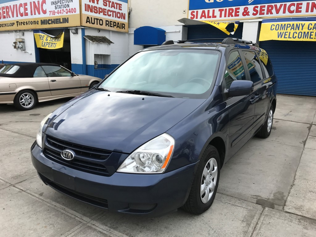 Used Car - 2008 Kia Sedona LX for Sale in Staten Island, NY