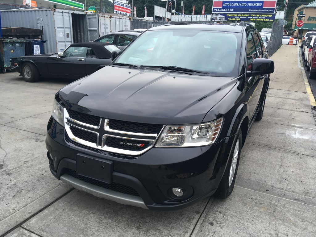 Used Car - 2016 Dodge Journey SXT for Sale in Staten Island, NY