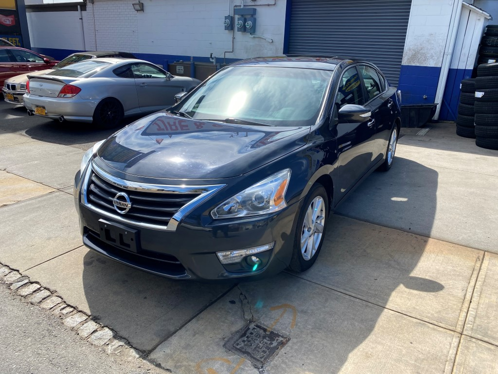 Used Car - 2014 Nissan Altima SV for Sale in Staten Island, NY