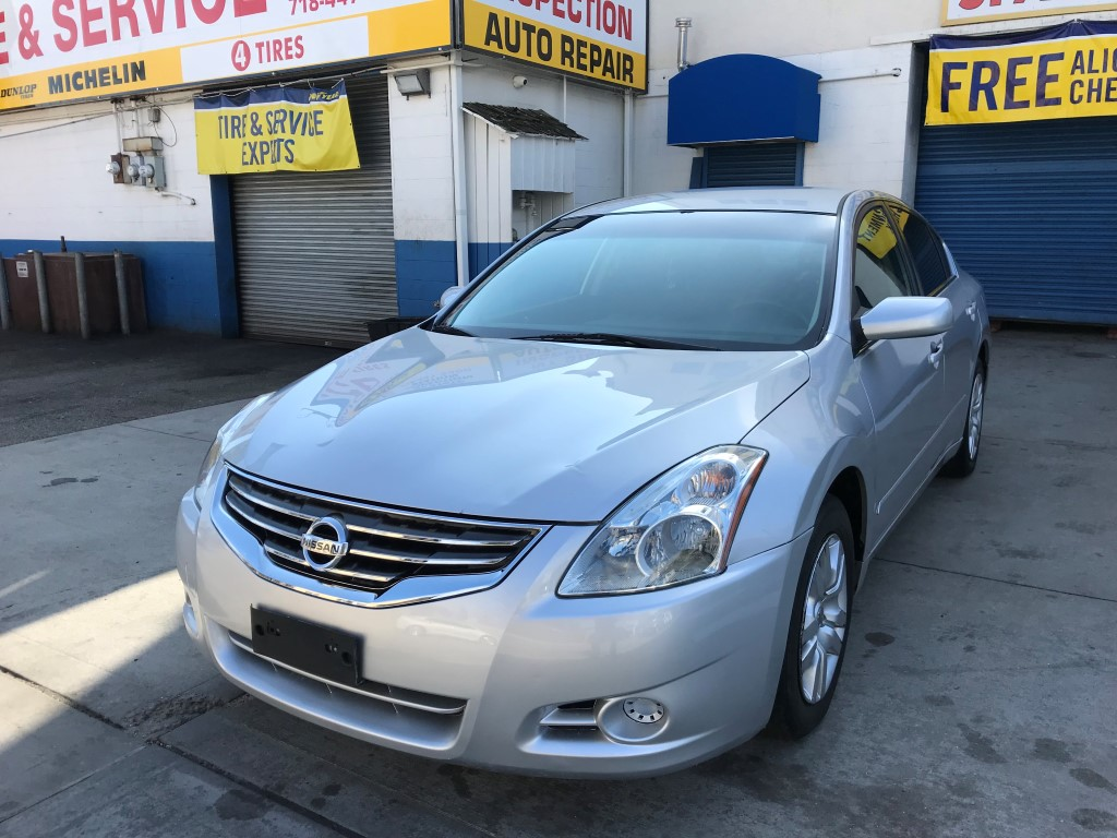 Used Car - 2012 Nissan Altima S for Sale in Staten Island, NY