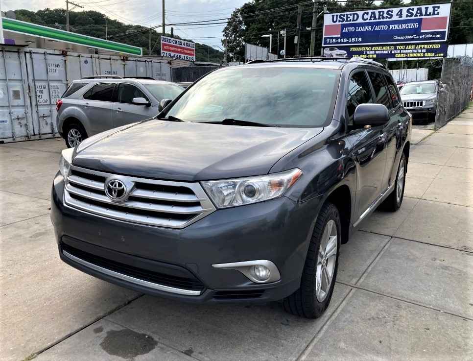 Used Car - 2013 Toyota Highlander Limited AWD for Sale in Staten Island, NY
