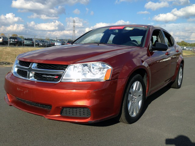 Used Car - 2012 Dodge Avenger SE for Sale in Staten Island, NY