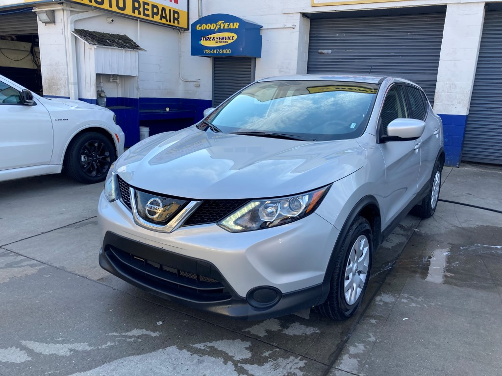 Used Car - 2019 Nissan Rogue Sport S for Sale in Staten Island, NY