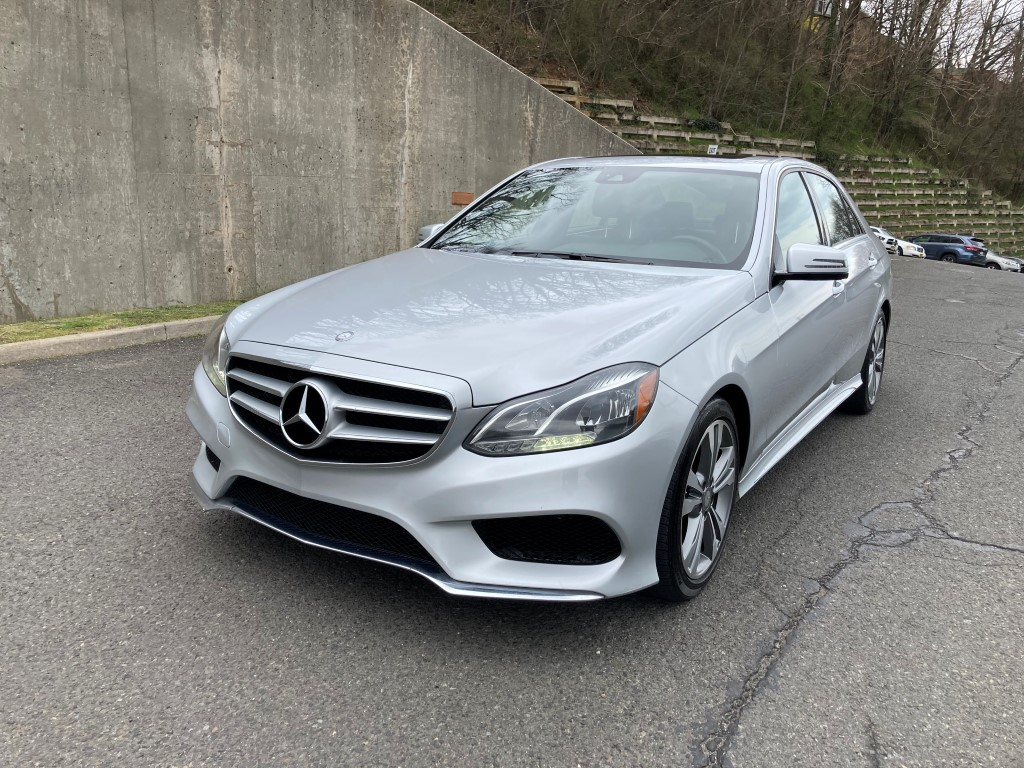 Used Car - 2016 Mercedes-Benz E 350 4MATIC AWD for Sale in Staten Island, NY